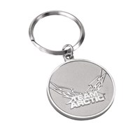 2 Sided Keychain - Team Arctic