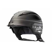 Aircat Half Helmet Black