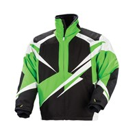 Freeride Jacket Green - X-Large