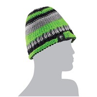 Team Arctic Beanie Gray/Lime