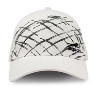Aircat Brushed Cap White - Large/X-Large