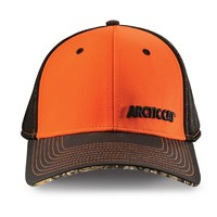 Performance w/Mesh Cap Orange - Large/X-Large