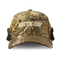 Earlap Cap Camo - Large/X-Large