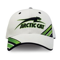 Aircat Cap White/Lime