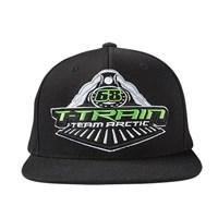 T-Train Flat Brim Cap