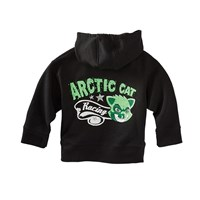 Arctic Cat Full-Zip Hoodie Black