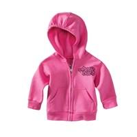 Arctic Cat Full-Zip Hoodie Pink