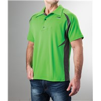 Aircat Polo Lime
