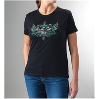 Arctic Cat Bamboo T-Shirt Black