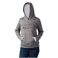Arctic Cat Motorsports Performance Hoodie Gray