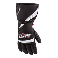 Drift Hi-Cuff Gloves Black/White