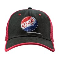 Drift Unbottled Cap Black/Red