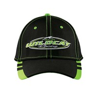 Wildcat Racing Lime Cap - L/XL