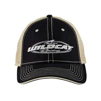 Wildcat Racing Mesh Back Cap