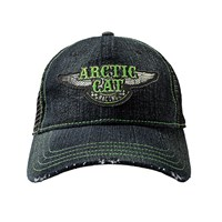 Arctic Cat Denim Mesh Back Cap