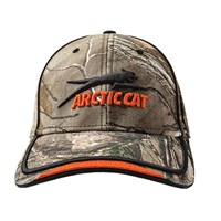 Aircat Camo Cap - Orange