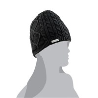 Arctic Cat Black Sequins Beanie