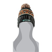 Arctic Cat Animal Print Beanie