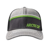 Arctic Cat Stripe Snap Back Cap