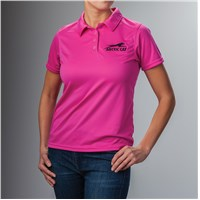 Aircat Performance Polo Pink