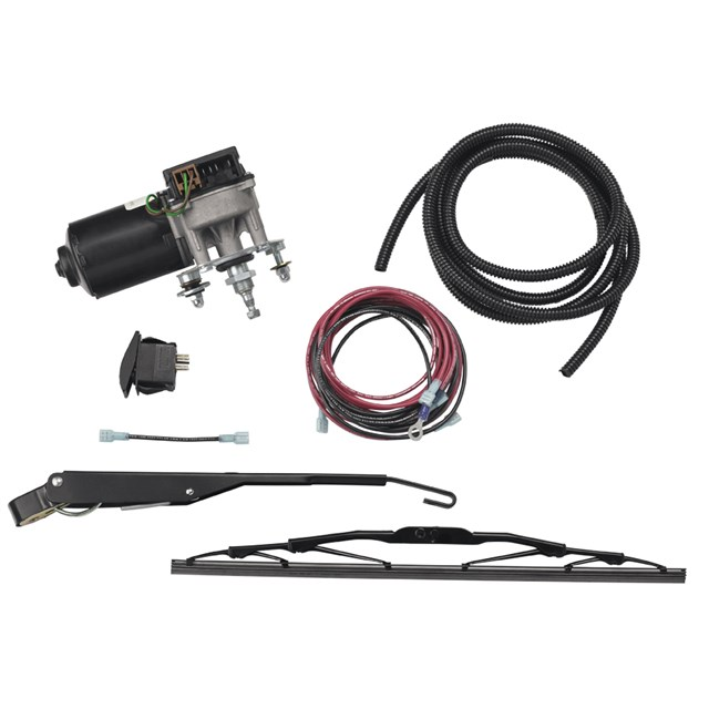 Windshield wiper kit cyclepartsnation arctic cat parts for Windshield wiper motor kit