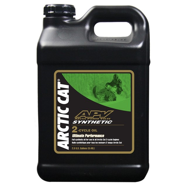 APV Synthetic Oil, 2.5 Gallon