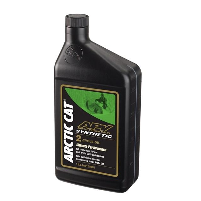 APV Synthetic Oil, Quart