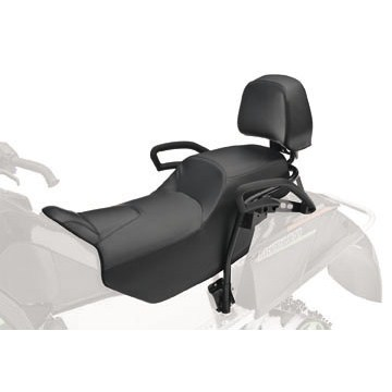 snowmobile 2 up seat adapter