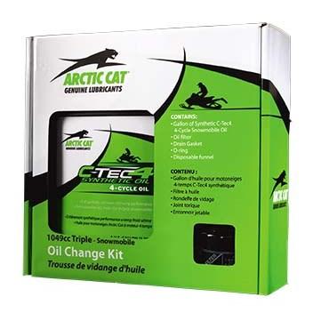 Oil Change Kit C-Tec4 - 1 Gal