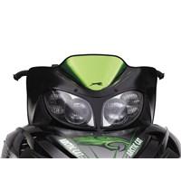 Flyscreen -  Green Chrome