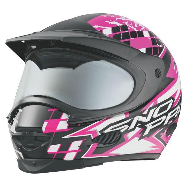 TXi AC Helmet Pink