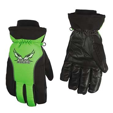 Sno Pro Gloves Green