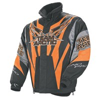 Sno Pro Premium Jacket Orange Small