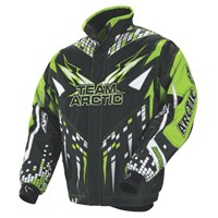Team Arctic Jacket Lime