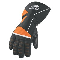Cat Paw Interchanger Glove Orange