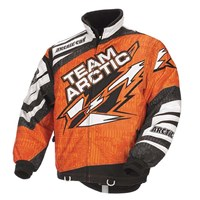 Team Arctic Jacket Orange