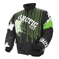 Fallout Jacket Lime -Small