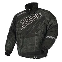 Team Arctic Jacket Black