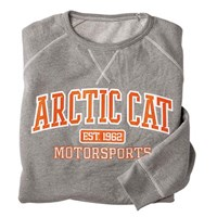 Arctic Cat Crew Sweatshirt