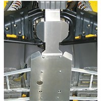 Central and Front Skid Plate