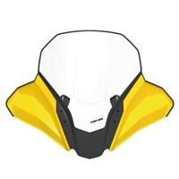 High Windshield Kit - Yellow