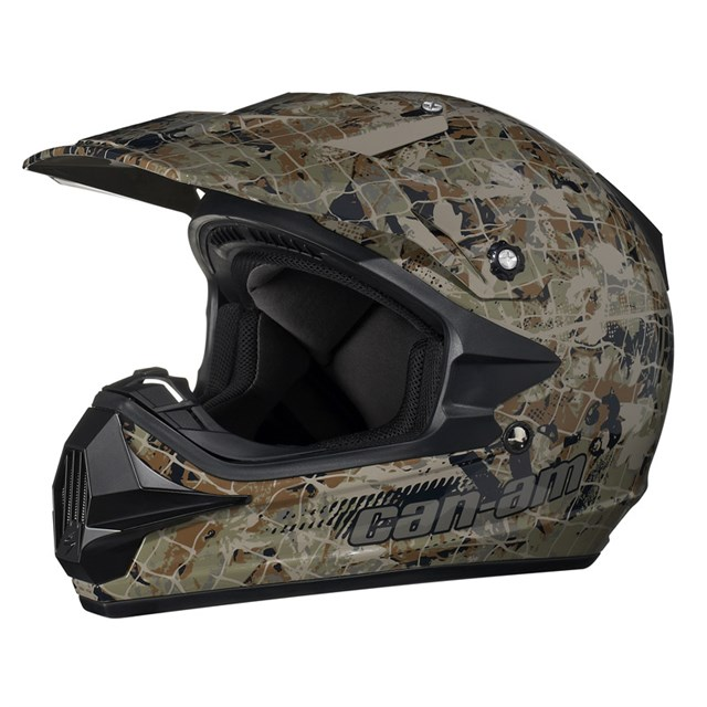 XC-3 Camo Helmet | Fox Powersports Can-Am Partshouse