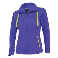 Ladies' Zipped Micro-Fleece