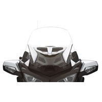 Adjustable Vented Windshield 23