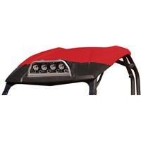 Deluxe Convertible Roof - Red