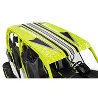Lonestar Racing Aluminum Roof - Manta Green