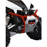 Front Pre-Runner Bumper - Can-Am Red
