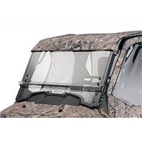 2-Piece Folding Poly Windscreen (hard coat)