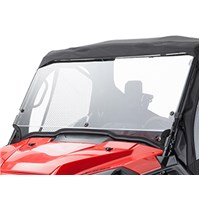 Full Poly Windscreen (hard coat)