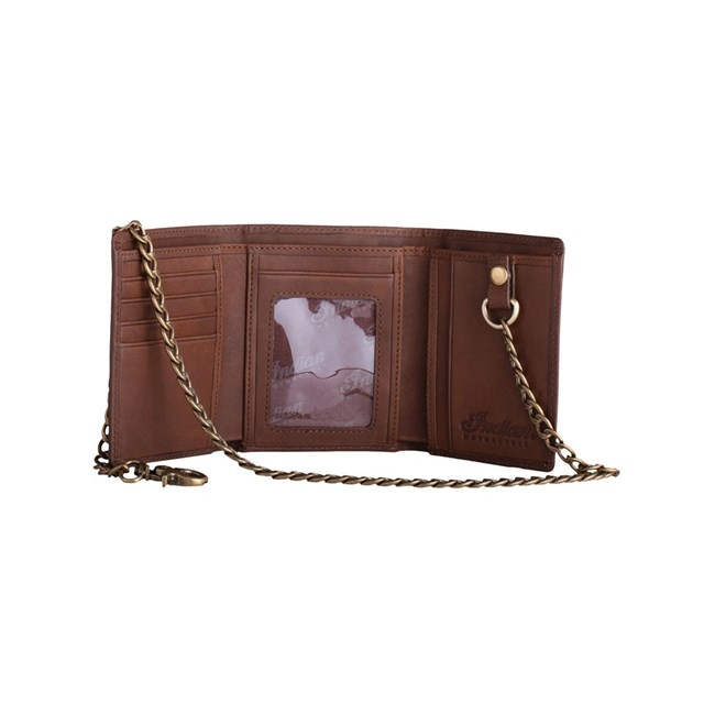 Biker chain wallet by indian motorcycle cheap cycle parts for Yamaha leather wallet